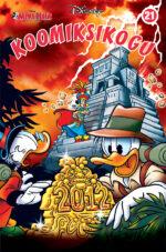 Miki Hiir. Koomiksikogu 21-0