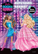 Barbie Rock n Royals. Nuputamisraamat-0