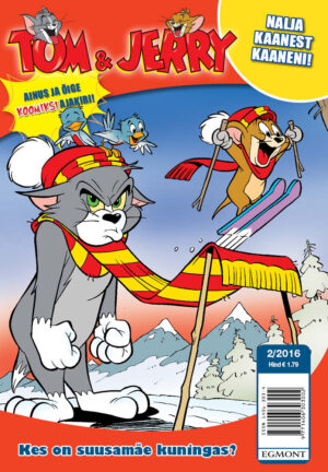 Tom & Jerry 2/2016-0