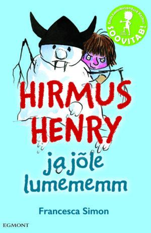 Hirmus Henry ja jõle lumememm-0