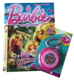Barbie eriväljaanne 2016-0