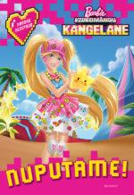 Barbie. Videomängu kangelane. Nuputamisraamat-0