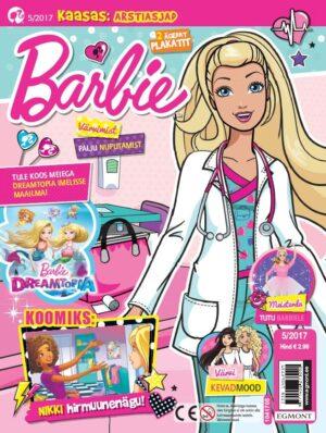 Barbie 5/2017 - kaasas arstikomplekt-0