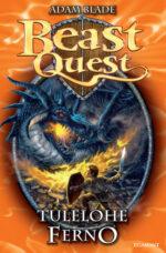 Beast Quest 1. Tulelohe Ferno-0