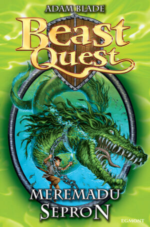 Beast Quest 2. Sepron Meremadu-0