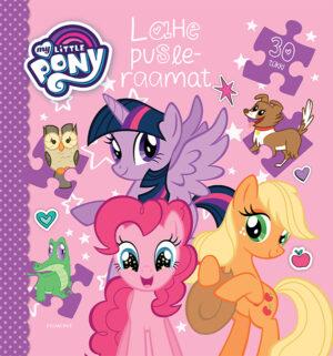 My Little Pony. Lahe pusleraamat. 30 tükki-0