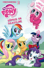 My Little Pony. Ponikoomiks 2. Trikiponi-0