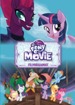 My Little Pony Movie. Filmiraamat-0