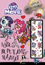 My Little Pony Movie. Lõbus nuputamisraamat -0