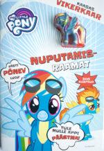 My Little Pony. Nuputamisraamat + Vikerkaaresööst-0