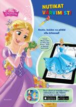 Disney Printsess. Nutikat värvimist-0