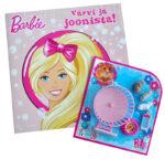 Barbie. Värvi ja joonista!-0