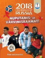 FIFA World Cup. Nuputamis- ja värvimisraamat-0