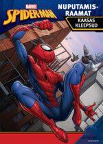 Spiderman. Nuputamisraamat. Kaasas kleepsud!-0