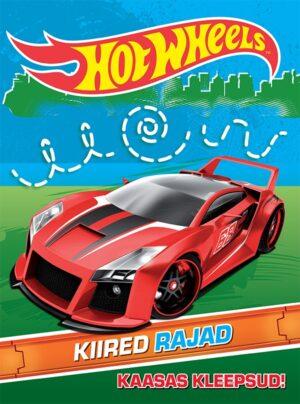 Hot Wheels. Kiired rajad-0