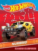 Hot Wheels. Numbrid-0
