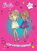 Barbie. Värvimisraamat-0