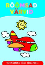 Rõõmsad värvid. Lennuk-0
