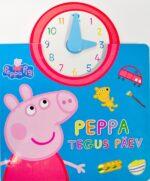 Peppa the Pig. Tegus päev. Kellaraamat-0