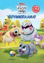 Puppy Dog Pals.värvimisraamat-0
