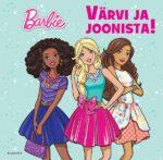 Barbie! Värvi ja joonista-0