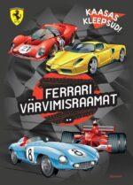 Ferrari värvimisraamat-0
