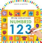 Õpime kirjutama! Numbrid-0