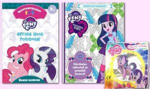 My Little Pony ABC/123 komplekt -0