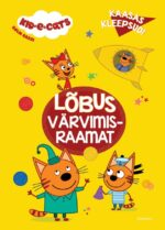 Kid-e-Cats. Värvimisraamat-0
