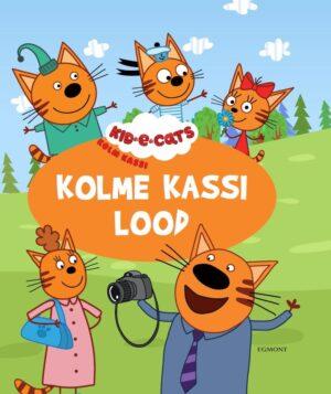 Kid-e-Cats. Kolme kassi lood-0