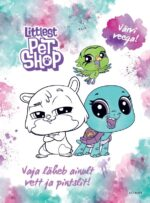 Littlest Pet Shop. Värvi veega-0