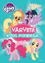 My Little Pony. Värvime koos ponidega!-0