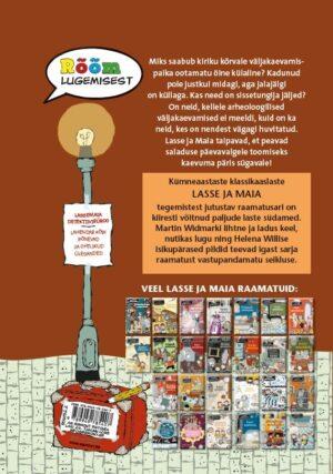 LasseMaia detektiivibüroo. Hõbedamõistatus-6990