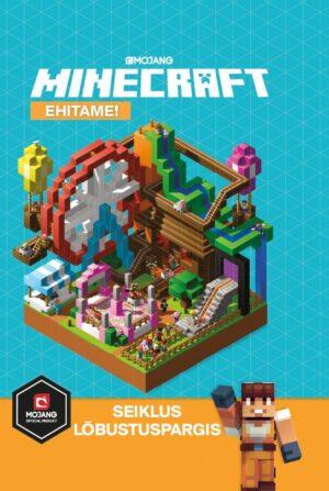 Minecraft. Ehitame! Seiklus lõbustuspargis-0