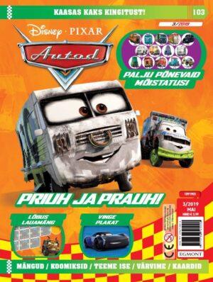 Autod 103 (03/2019) - kingituseks Nathalie Certain + üks üllatusauto-0