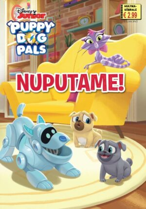 Multikasõbrale 2019. Puppy Dog Pals. Nuputame!-0