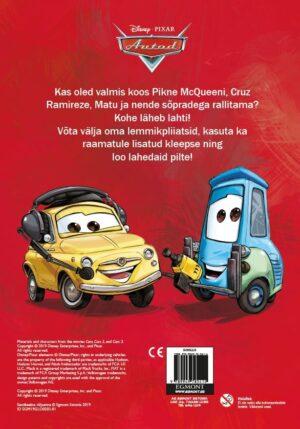 Autod. Värvimisraamat-7206