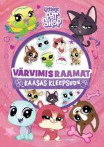 Littlest Pet Shop. Värvimisraamat-0
