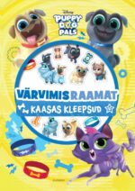 Puppy Dog Pals. Värvimisraamat-0