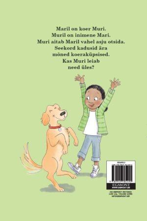 Muri ja Mari. Kadunud koeraküpsise juhtum-7259
