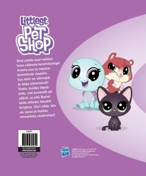 Littlest Pet Shop. Jutukogu-7271