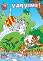 Multikasõbrale 2019. Tom ja Jerry. Värvime - kingituseks kleepuv hiir-0