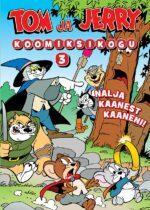 Tom & Jerry Koomiksikogu 3-0