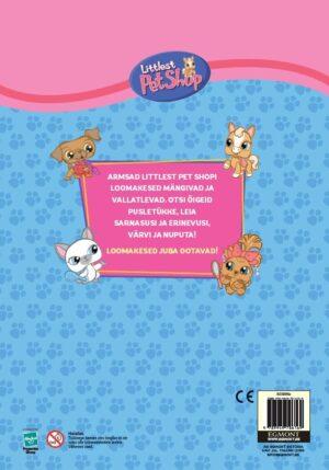 Multikasõbrale 2019. Littlest Pet Shop. Nuputame!-7327