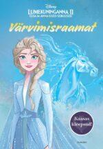 Lumekuninganna 2. Elsa ja Anna uued seiklused. Värvimisraamat-0