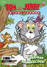 Tom & Jerry eriväljaanne 3/2017-0