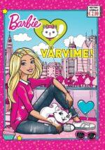 Multikasõbrale 2020. Barbie. Värvime!-0
