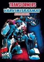 Transformers. Värvimisraamat-0
