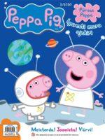 Peppa Pig 2020/02 - kaasas pimedas helendavad seinakaunistused-0