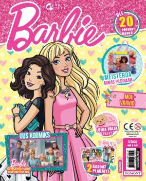 Barbie 3/2020-kaasas litritega kotike-0